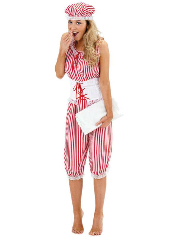 Adult 1920's Beach Honey Costume - 3167A - Fancy Dress Ball