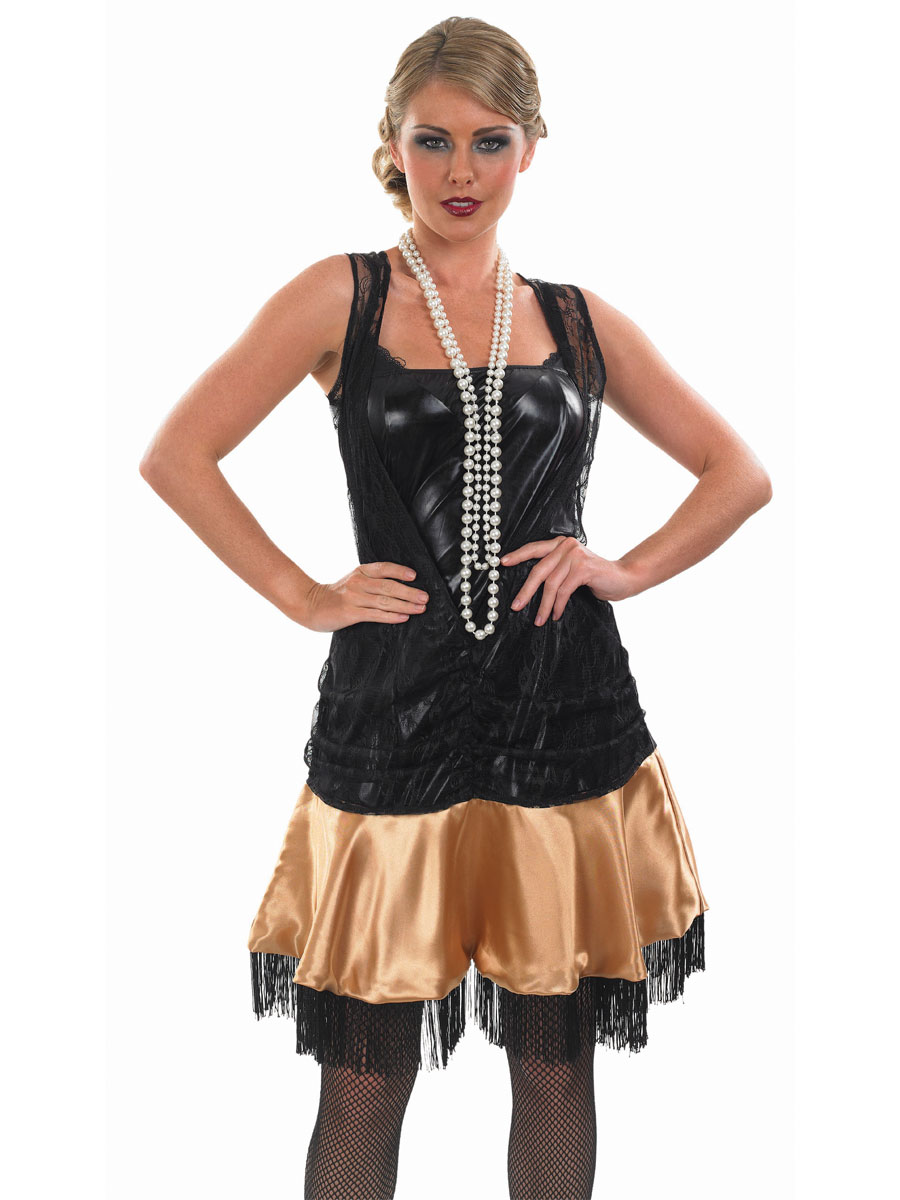 adult 1920 39 s party dress costume fs3374 fancy dress ball. Black Bedroom Furniture Sets. Home Design Ideas