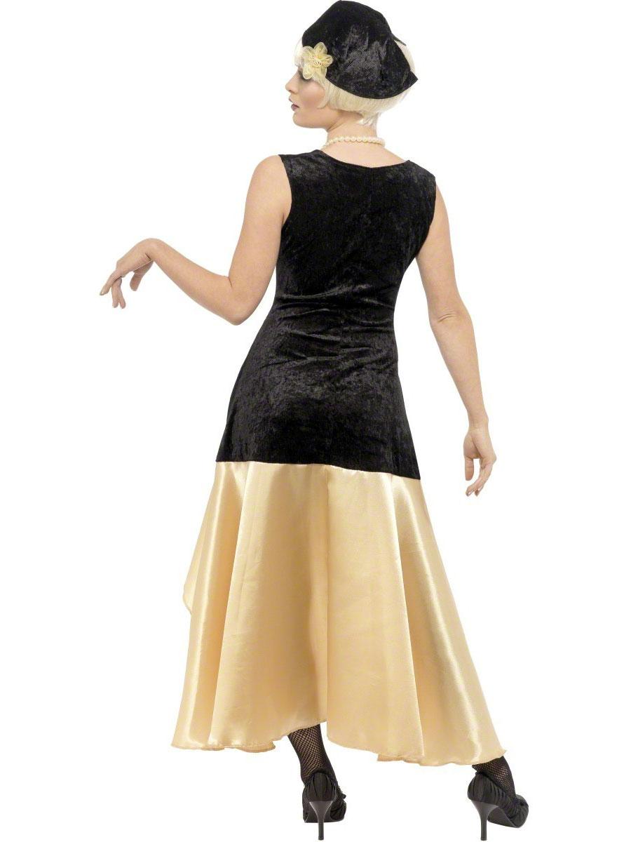 Ladies fancy dress gt flapper fancy dress gt 20 s gatsby girl costume