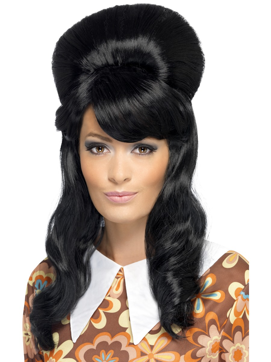 60s Brigitte Bouffant Wig 41410 Fancy Dress Ball