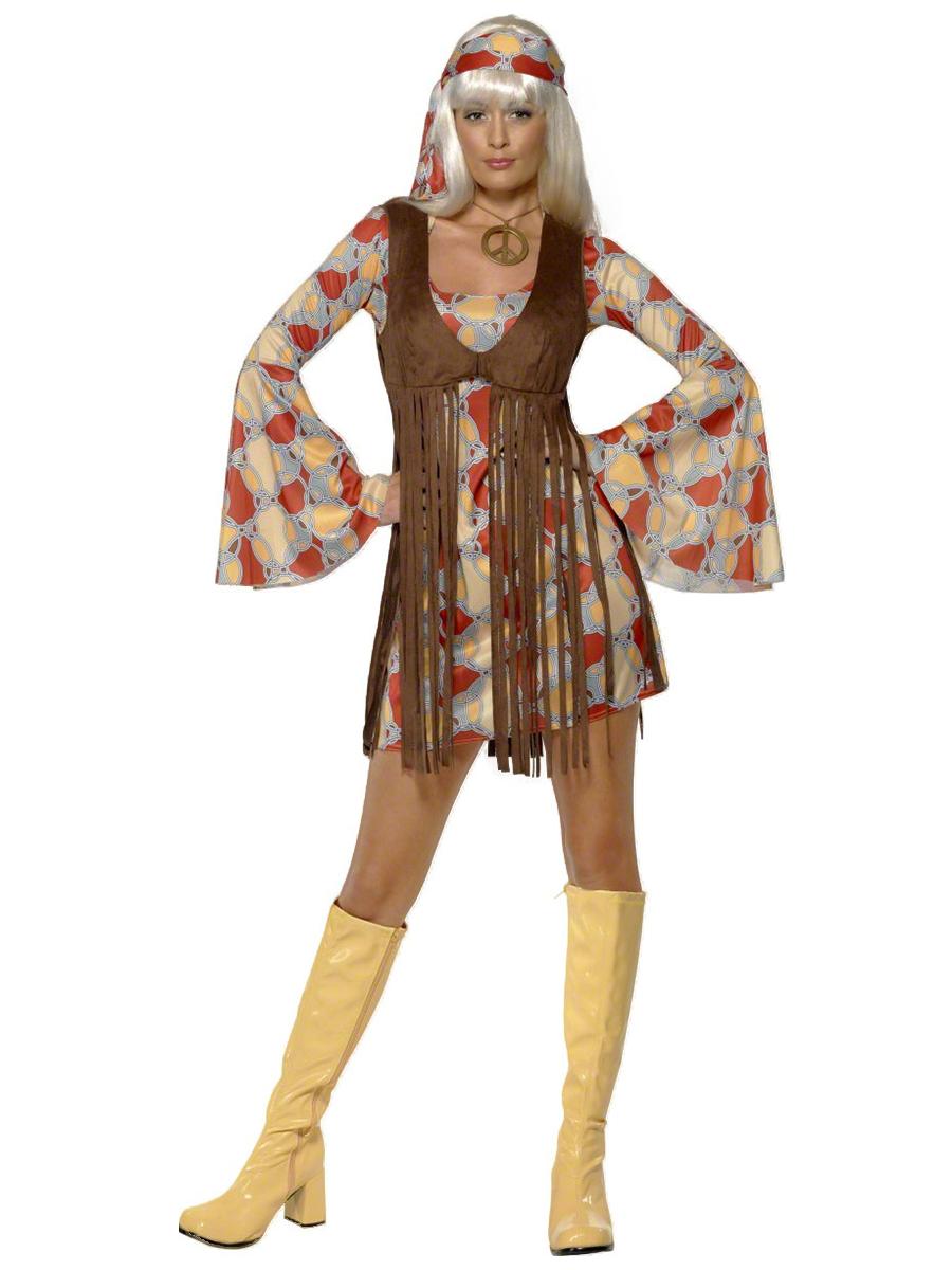 Ladies 70s Fancy dress Costumes | Fancy Dress Ball