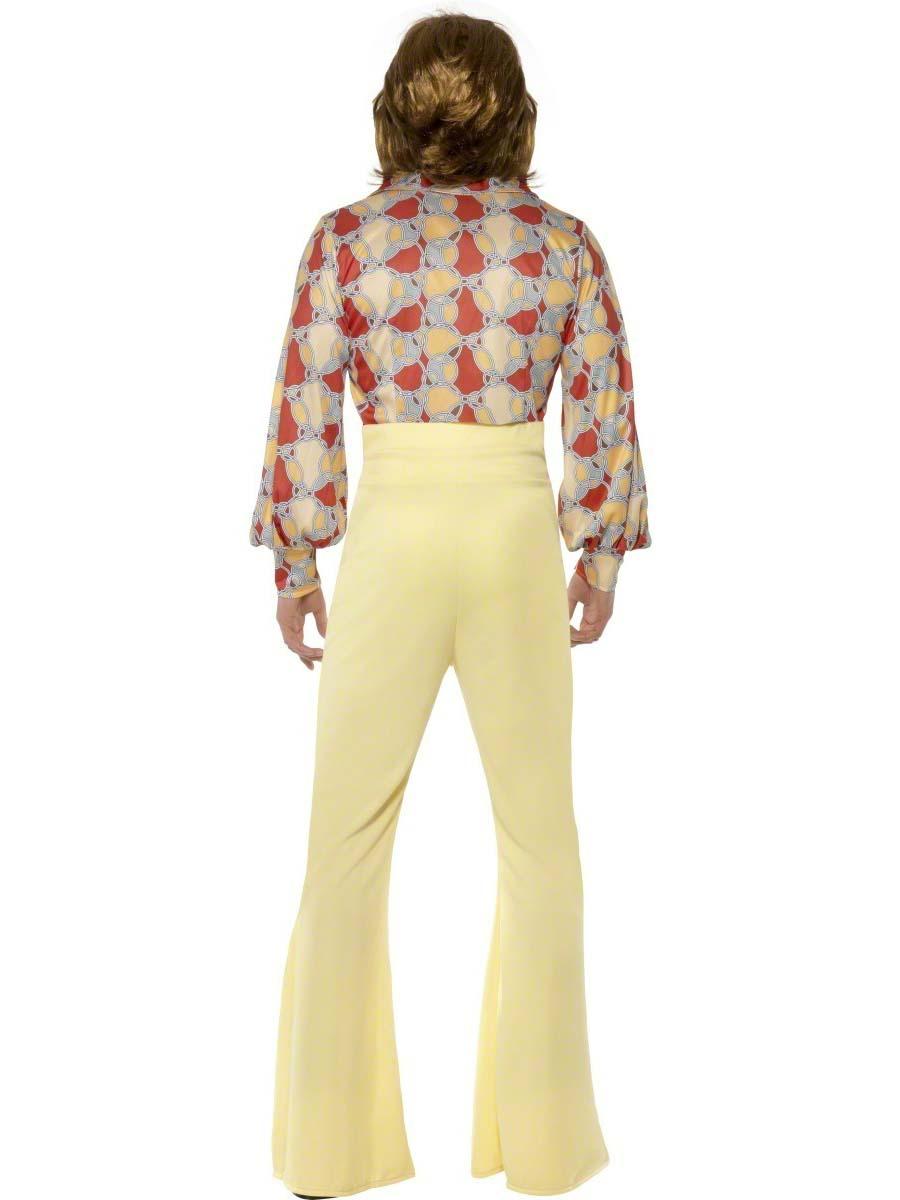 Adult 1970 S Mens Disco Costume 39436 Fancy Dress Ball