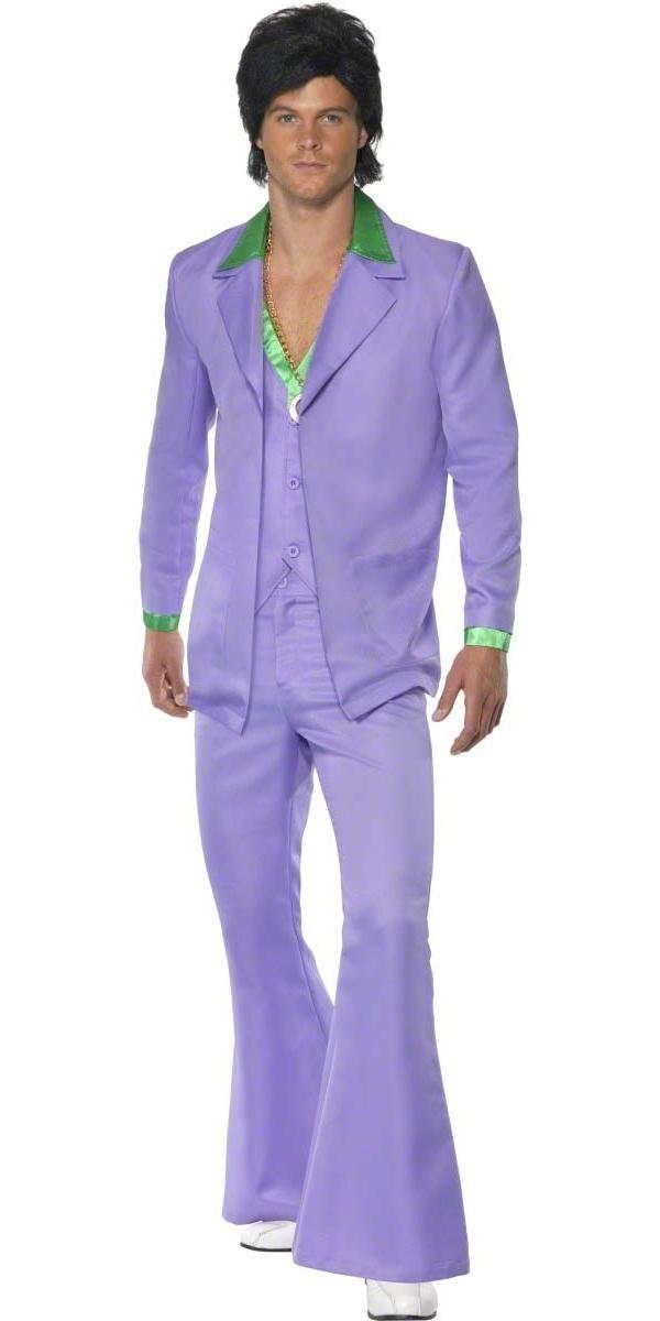 Mens Lavender Shirt
