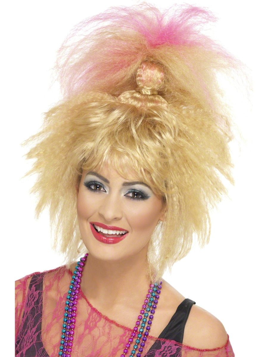 Groovy 8039S Crimped High Ponytail Wig 43256 Fancy Dress Ball Hairstyle Inspiration Daily Dogsangcom