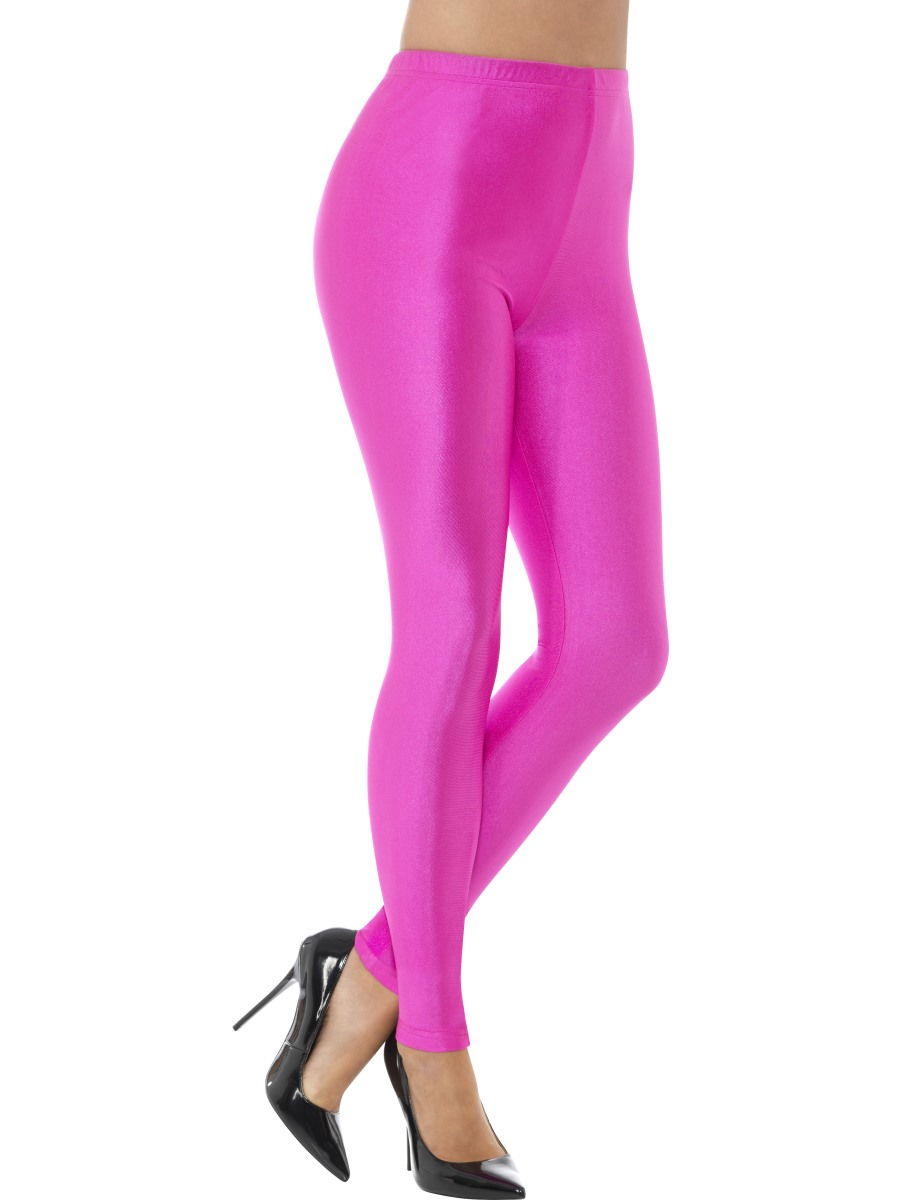 Jersey legging. Full length legging with elastic waist band. Your go to item to wear under all your favorite tunics and sweaters. See at Amazon. AMAZON. (Neon Pink/Pale Pink, Medium)Pink Ribbon Breast Cancer Awareness Camo Athleti c Crew Socks. High performance athletic socks for all team sports and elite athletes.