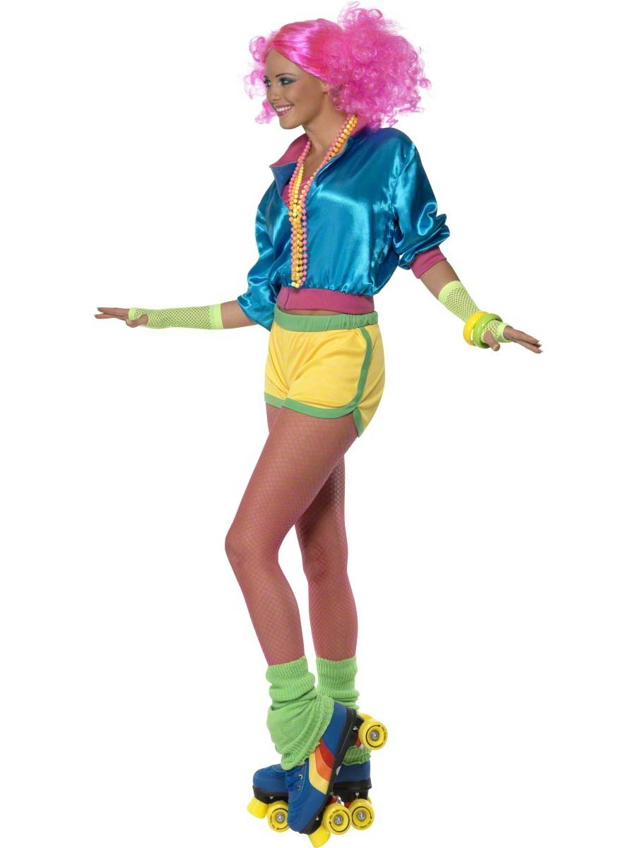 party themes neon fancy dress