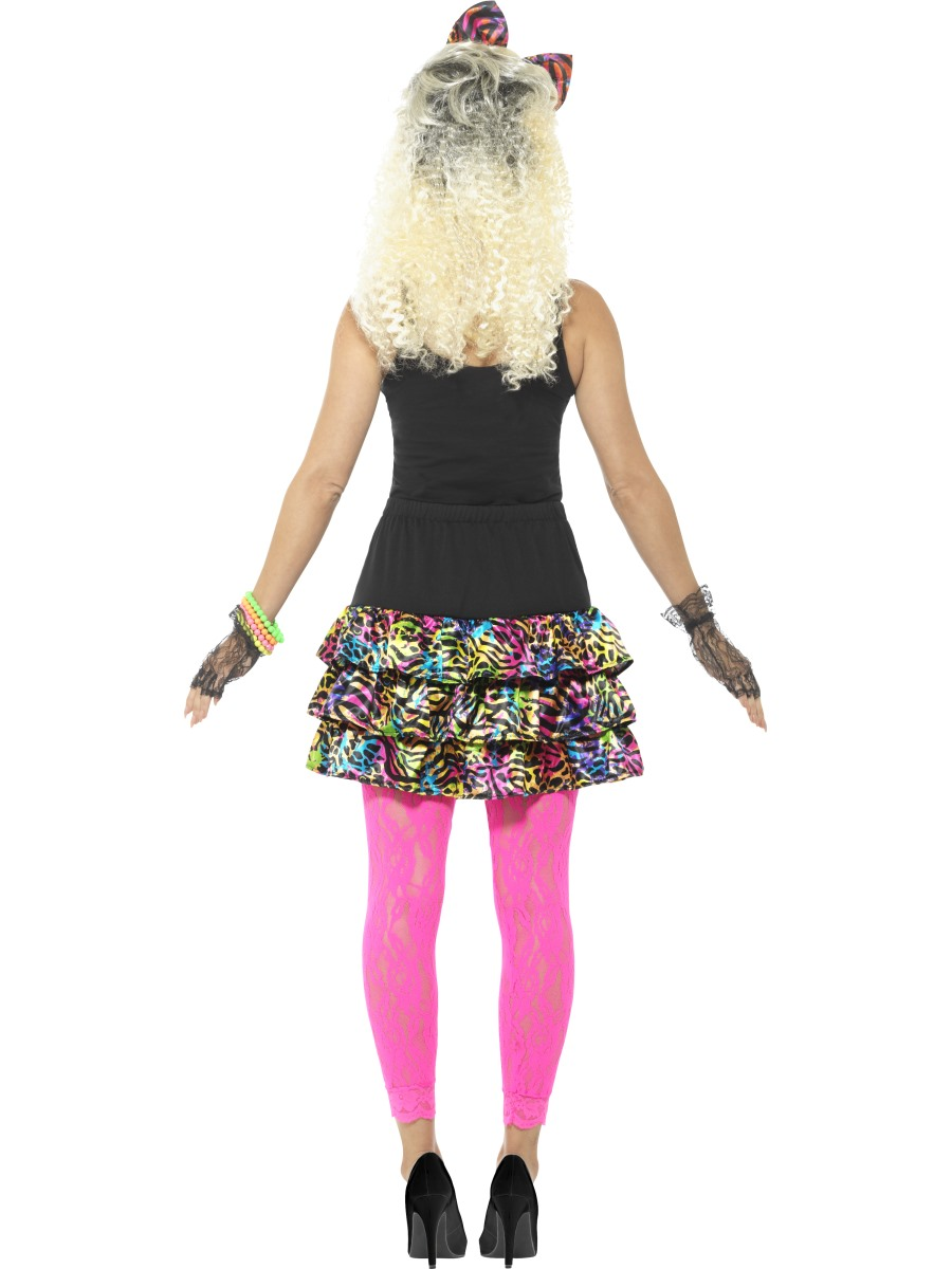 80 S Party Girl Kit 41567 Fancy Dress Ball
