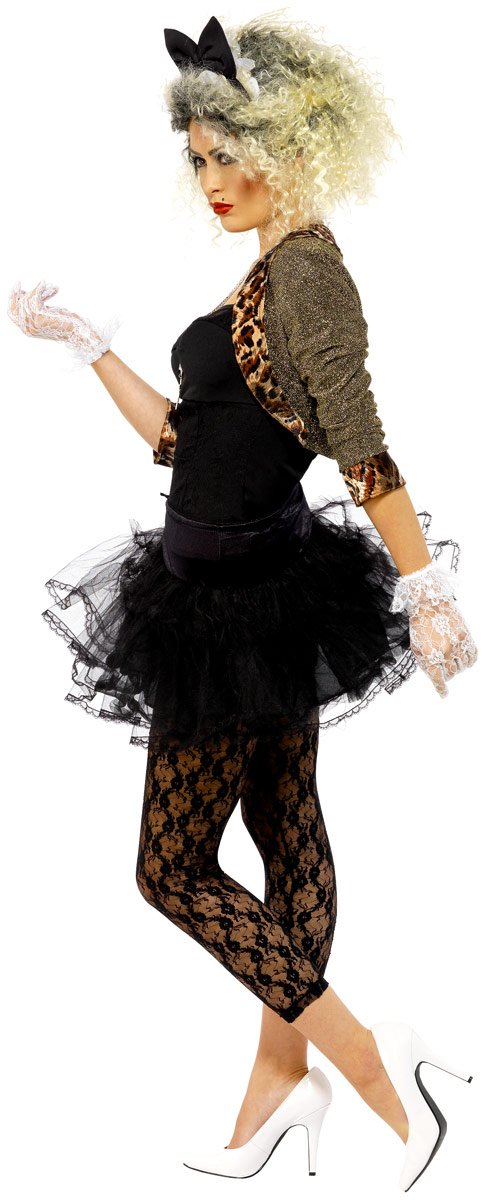 Adult 80s Wild Child Costume - Side View · VIEW FULL IMAGE  sc 1 st  Fancy Dress Ball & Adult 80s Wild Child Costume - 36233 - Fancy Dress Ball