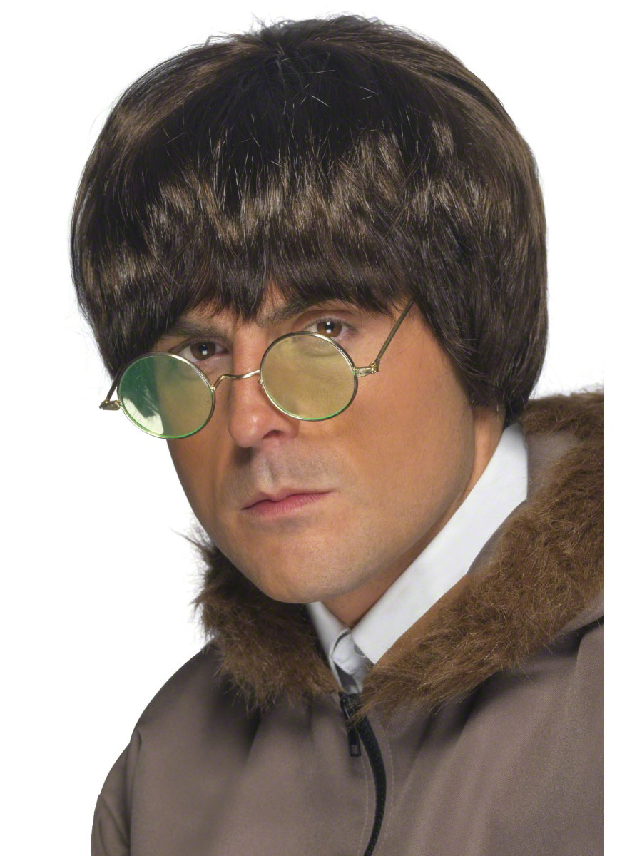 Oasis liam gallagher wig 42072 fancy dress ball