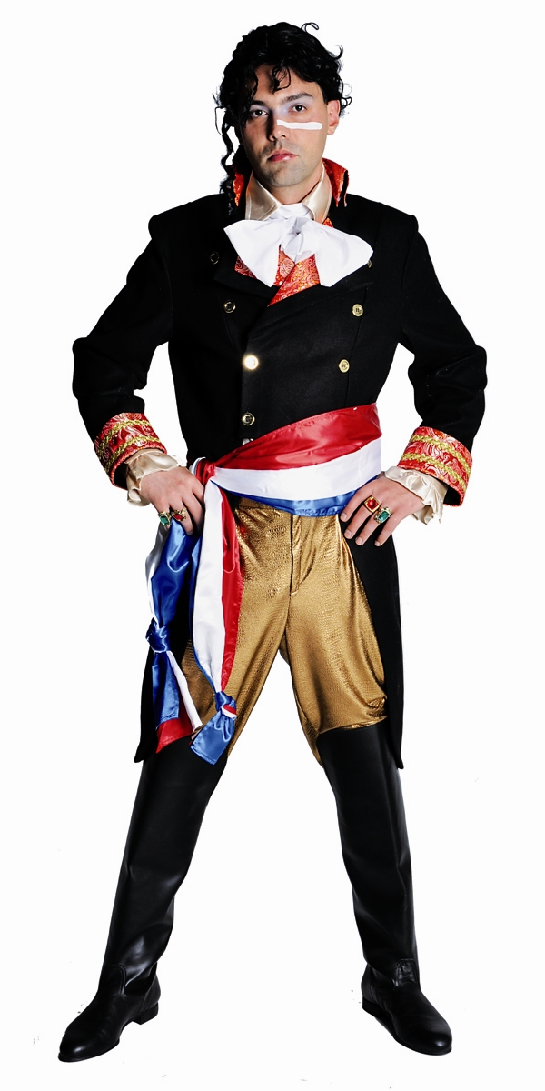 adam ant prince charming costume 210244 fancy dress