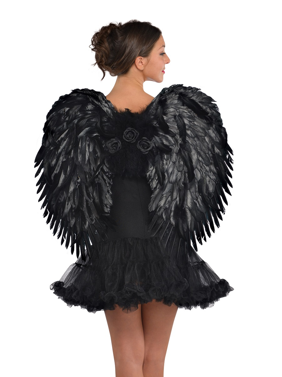 adult feather angel wings read