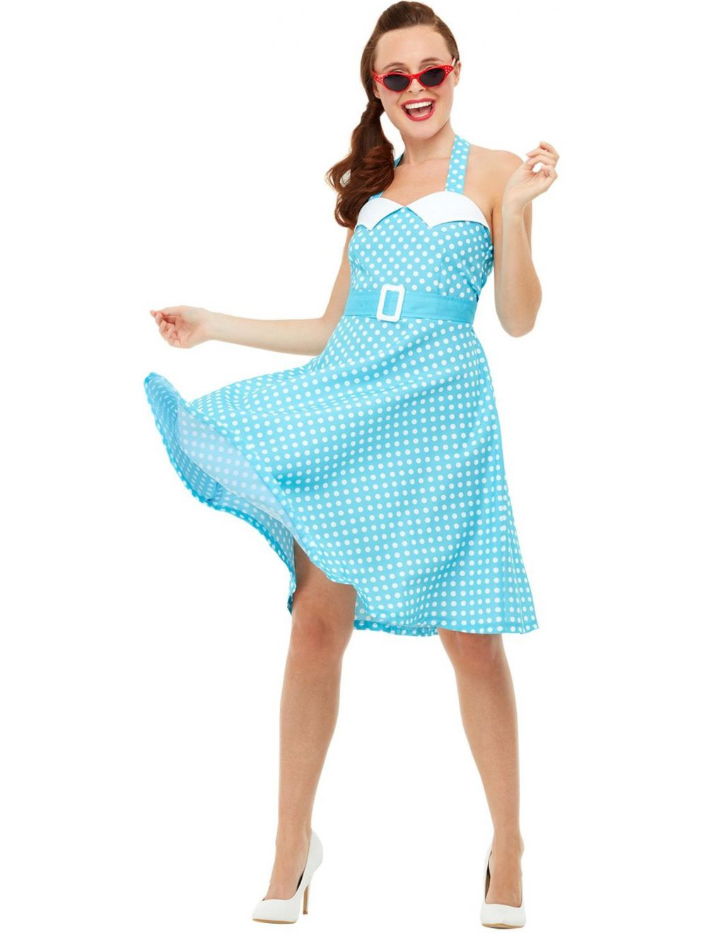 c9b3a4dbd791e Adult 50s Pin Up Costume - 47785 - Fancy Dress Ball