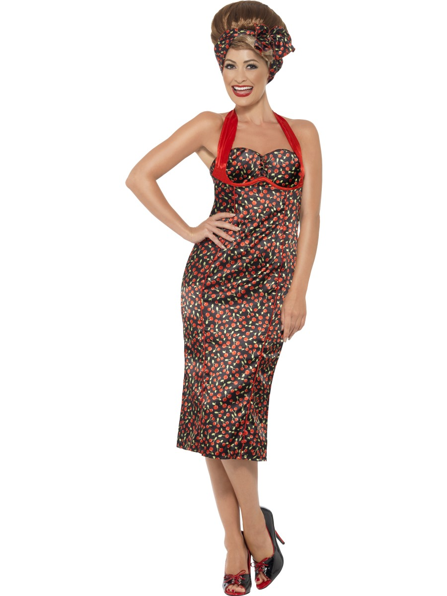fa545bdcb5213 Adult 50s Rockabilly Costume - 27565 - Fancy Dress Ball