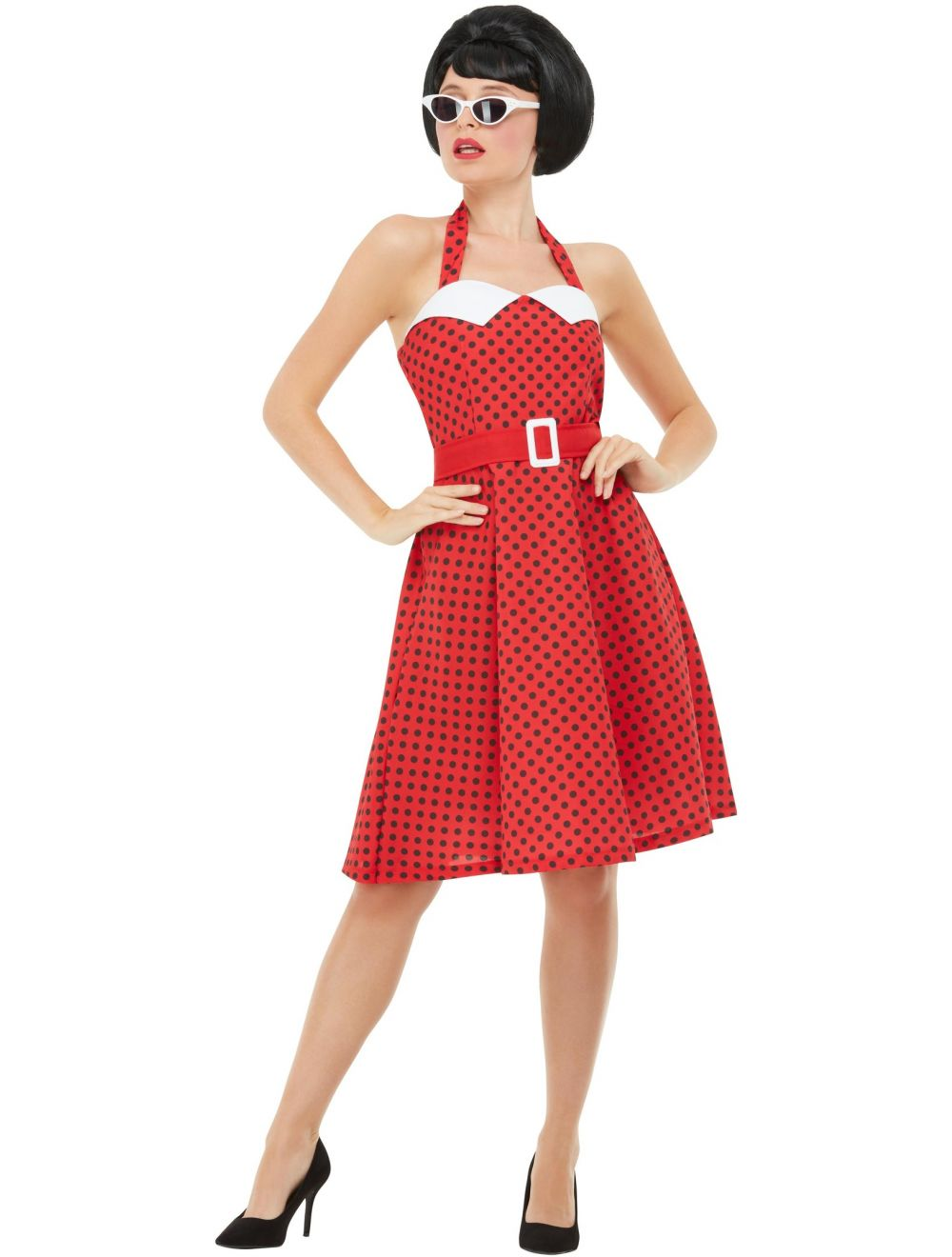 bc2318e17b36a Adult 50s Rockabilly Pin Up Costume - 51039 - Fancy Dress Ball