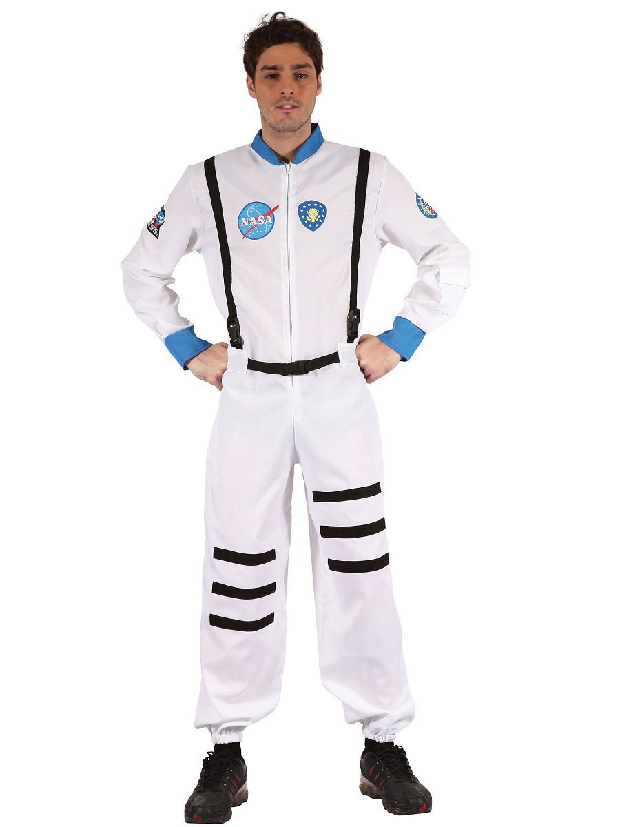 Adult Astronaut Costume - AC173 - Fancy Dress Ball