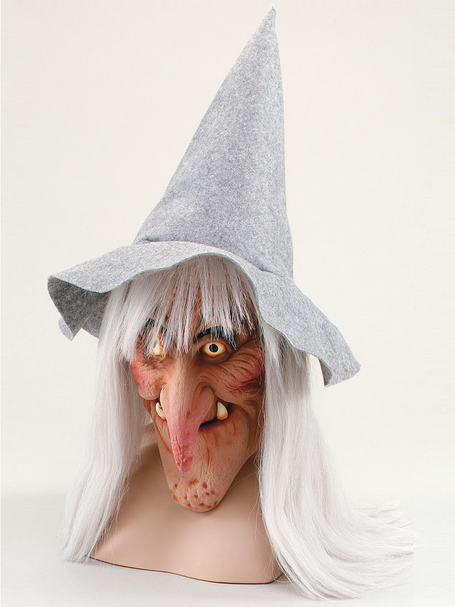 Witch Wigs Halloween