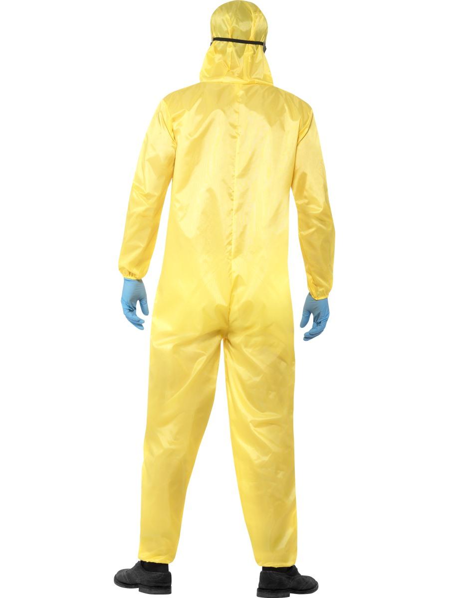 Adult Breaking Bad Costume 20498 Fancy Dress Ball
