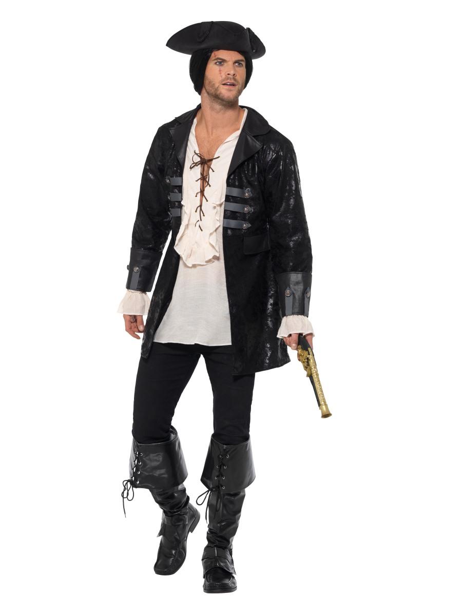 f6be2518 Adult Buccaneer Pirate Jacket