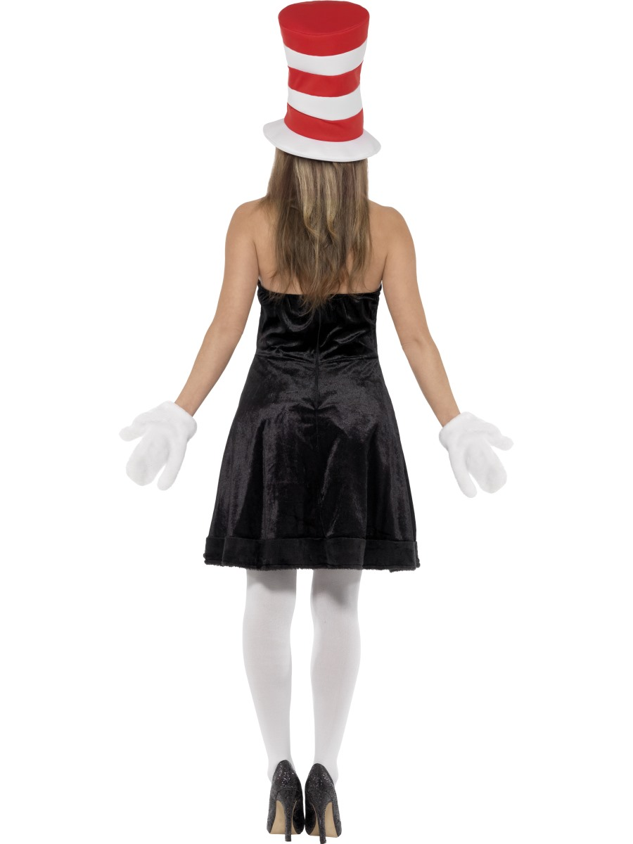how to make a cat and the hat costume