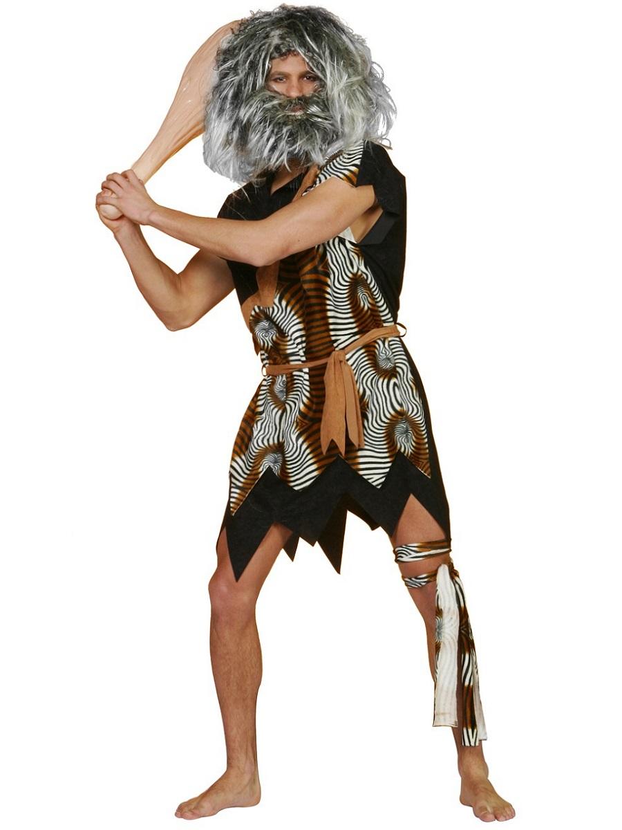 Adult Caveman Costume 5765 Fancy Dress Ball