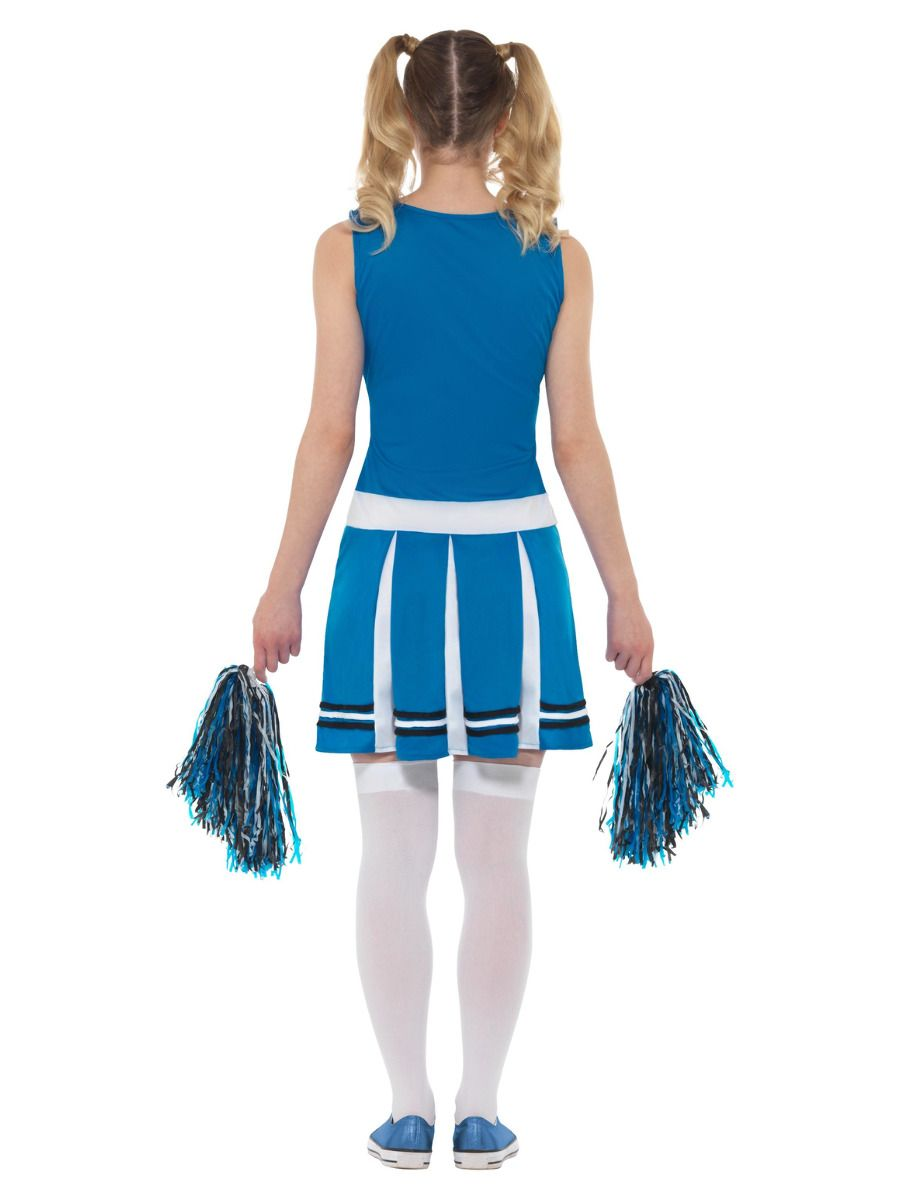 adult cheerleader costume  47123  fancy dress ball