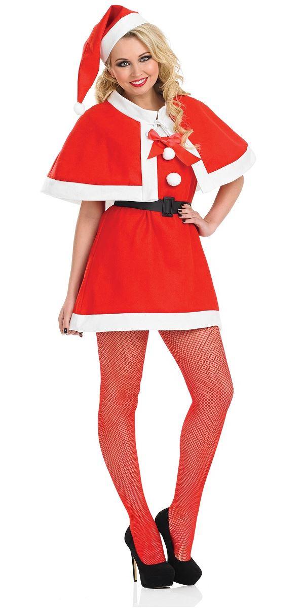 Christmas fancy dress gt santa costumes gt adult christmas cutie costume