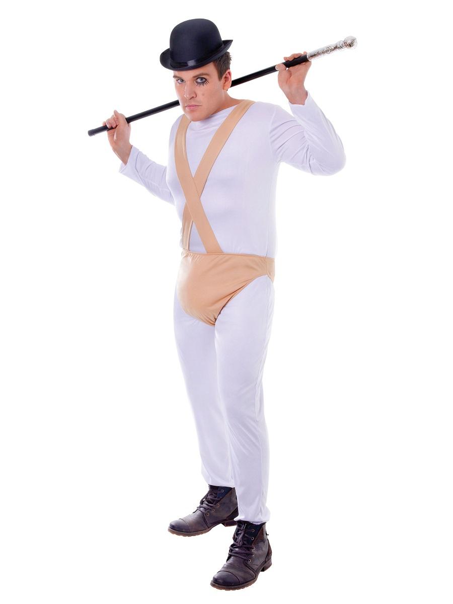 Adult Clockwork Orange Costume Ac656 Fancy Dress Ball