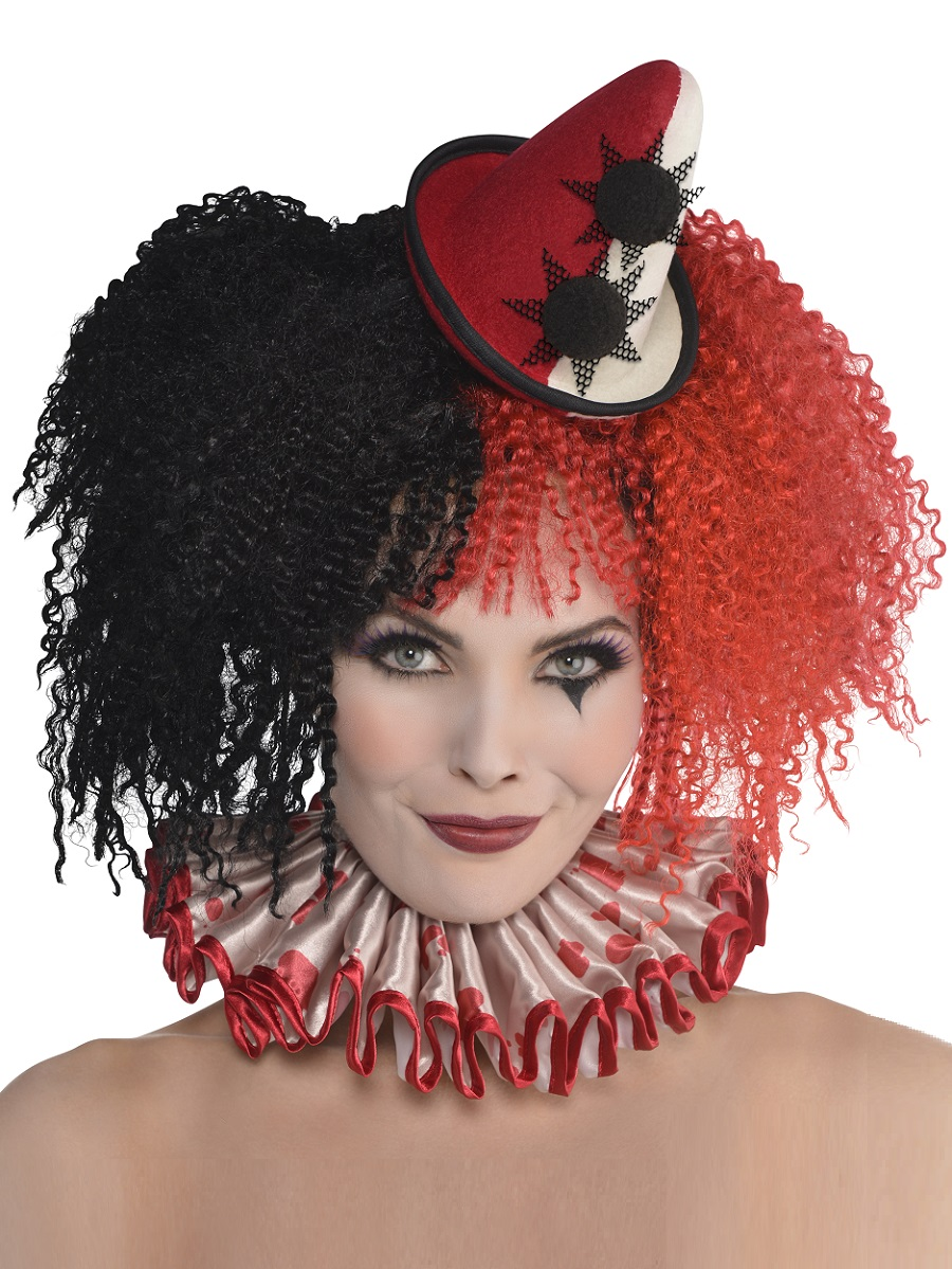 Adult Clown Headband 845808 55 Fancy Dress Ball