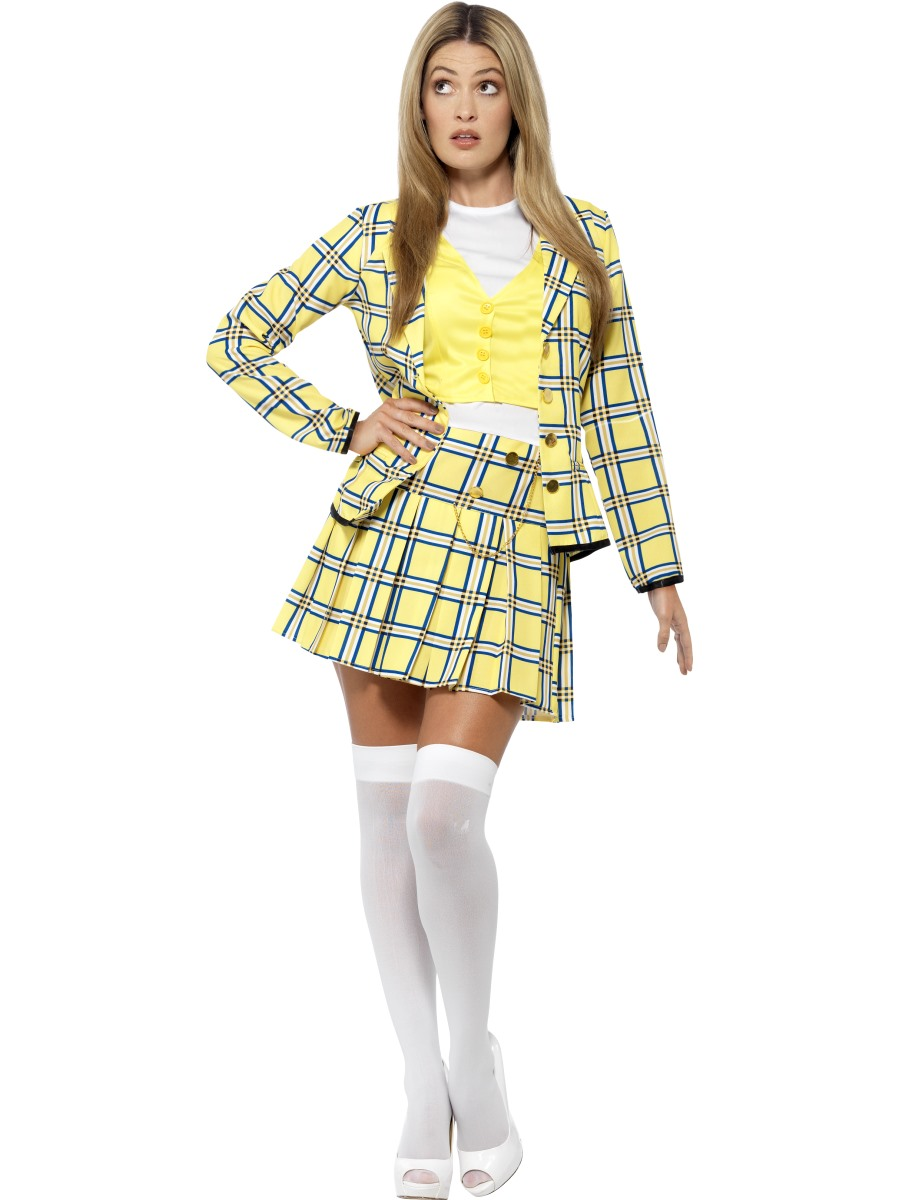 adult clueless cher costume 20597 fancy dress ball