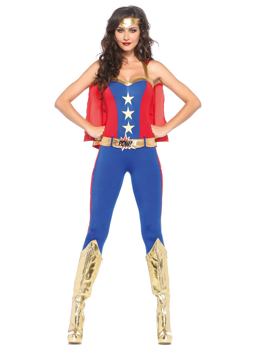 Adult Comic Book Hero Costume · VIEW FULL IMAGE  sc 1 st  Fancy Dress Ball & Adult Comic Book Hero Costume - 85418 - Fancy Dress Ball