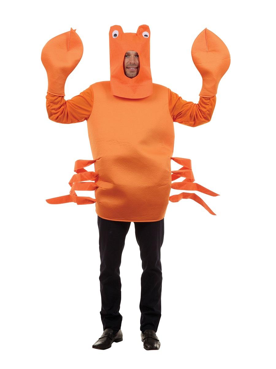 Crab Halloween Costume