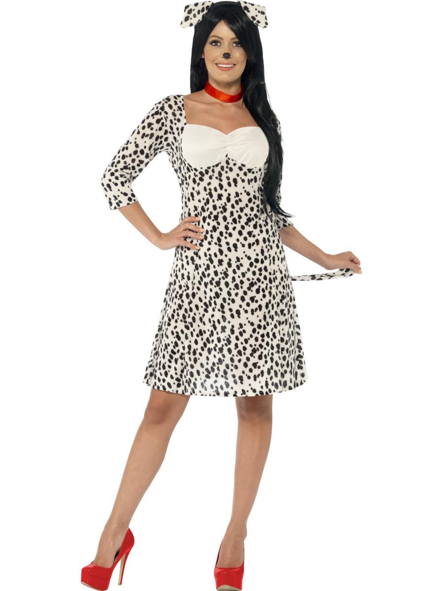 Adult Dalmation Costume 57