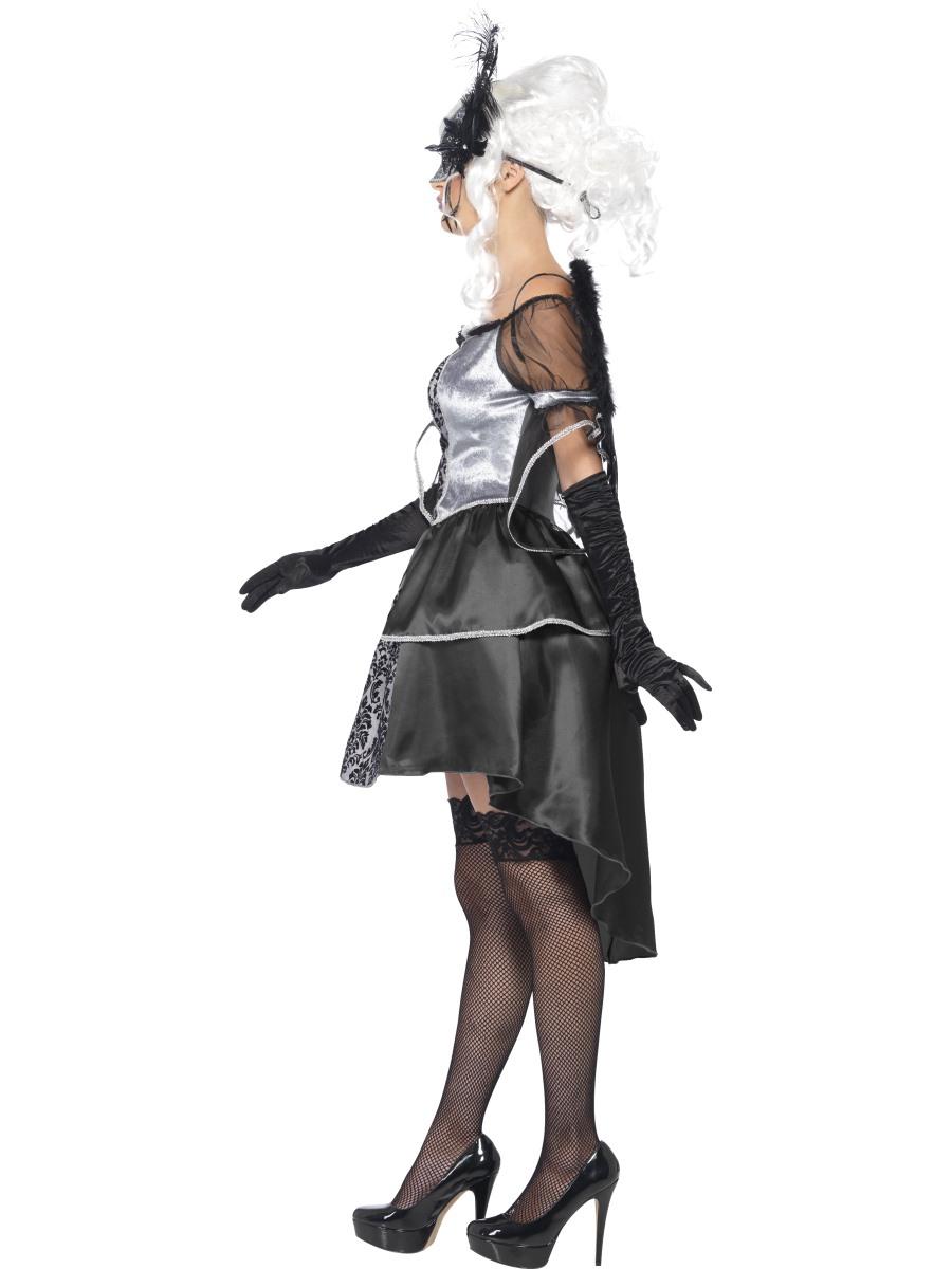 Adult dark angel masquerade costume 41105 fancy dress ball