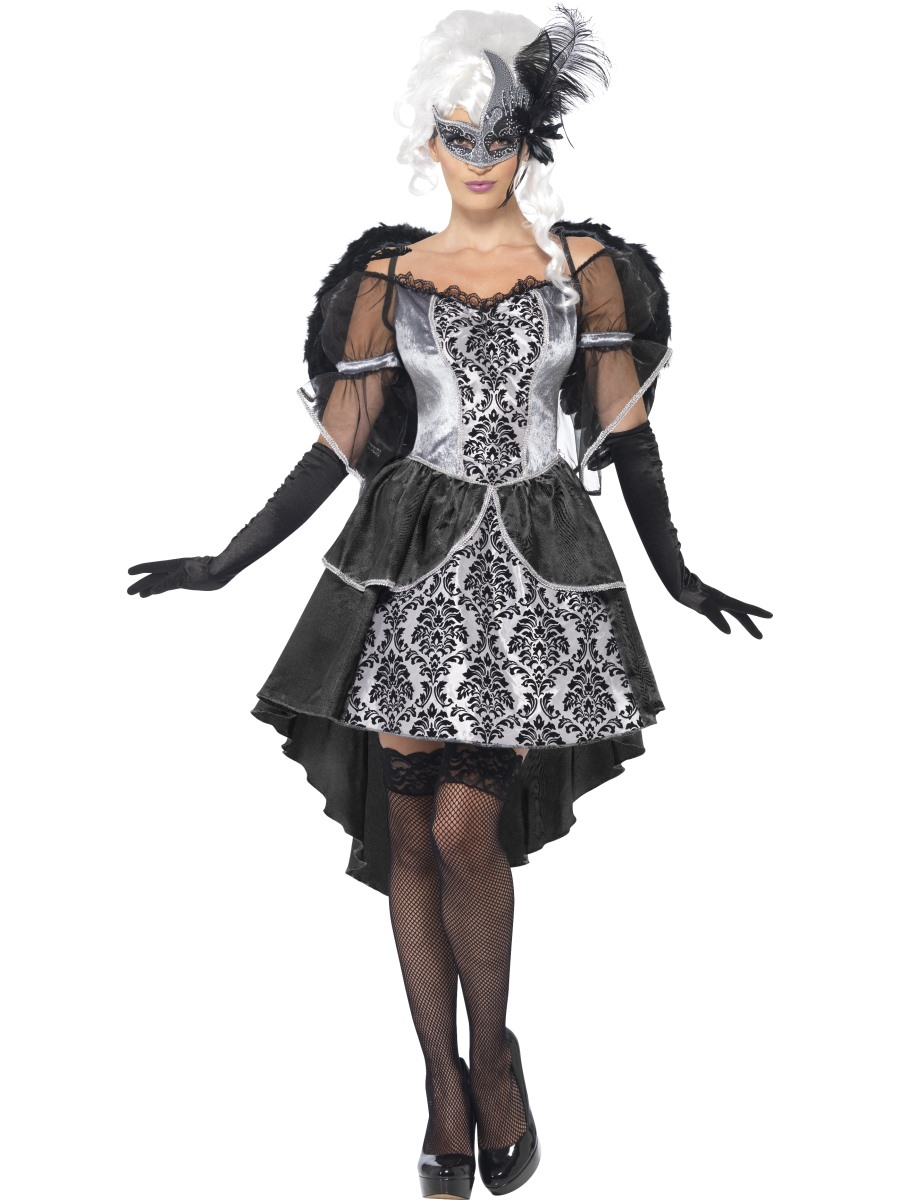 Masquerade Ball Dresses & Masks. Party & Occasions. Halloween. Halloween Accessories. Halloween Masks. Masquerade Ball Dresses & Masks. Showing 40 of results that match your query. Product - Women Masquerade Costume Halloween Party Dress Ball Eyepatch Lace Eye Mask Black. Clearance. Product Image.