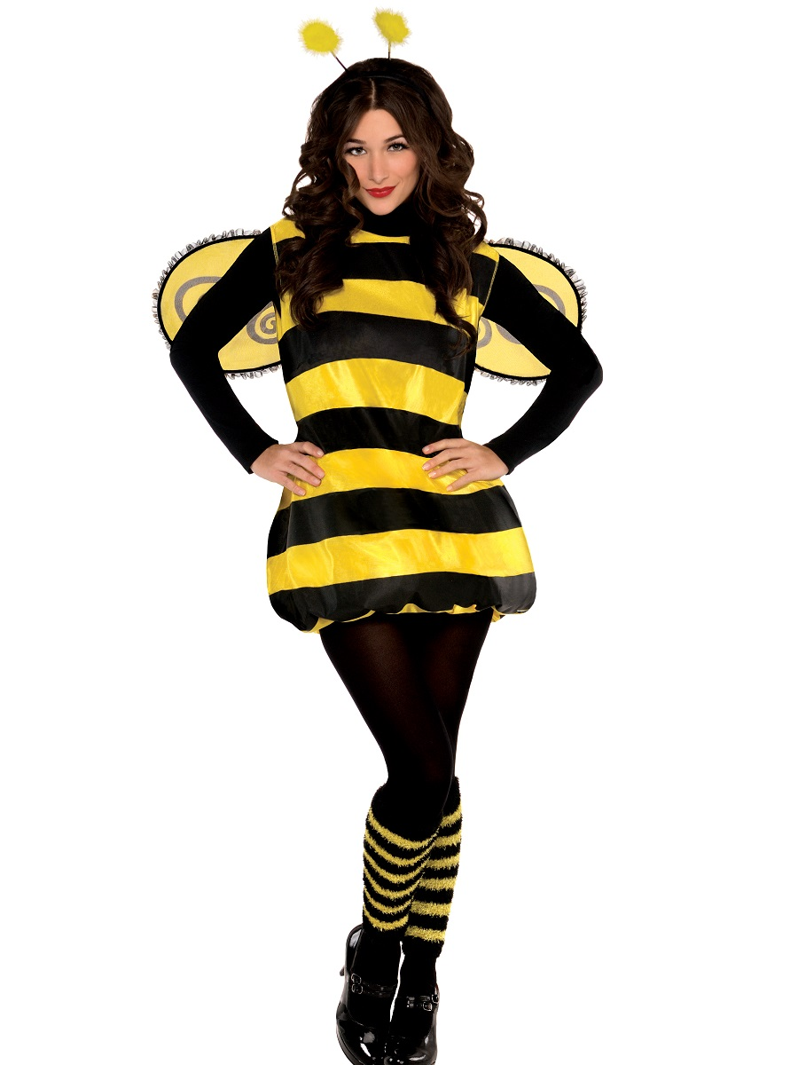 Adult Darling Bumblebee Costume · VIEW FULL IMAGE