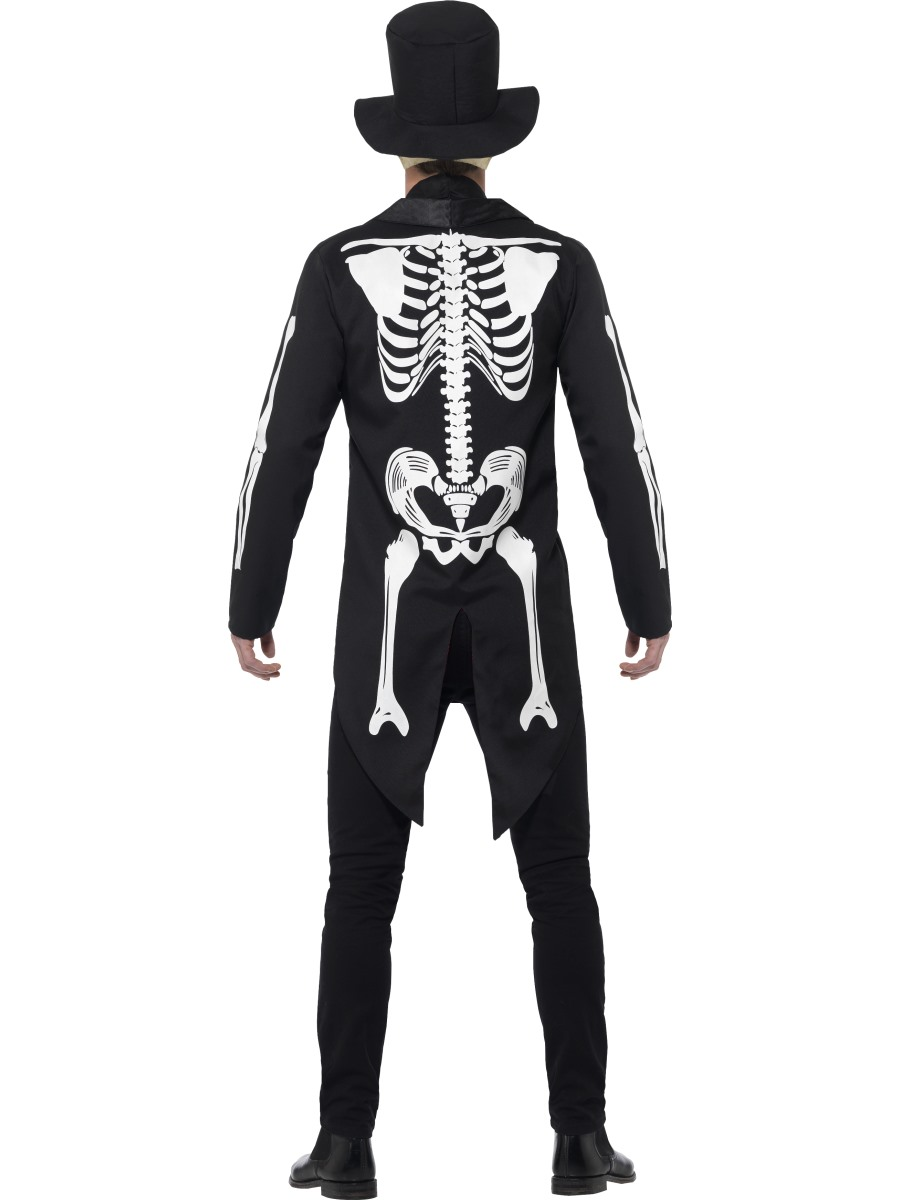 Sexy skeleton suit