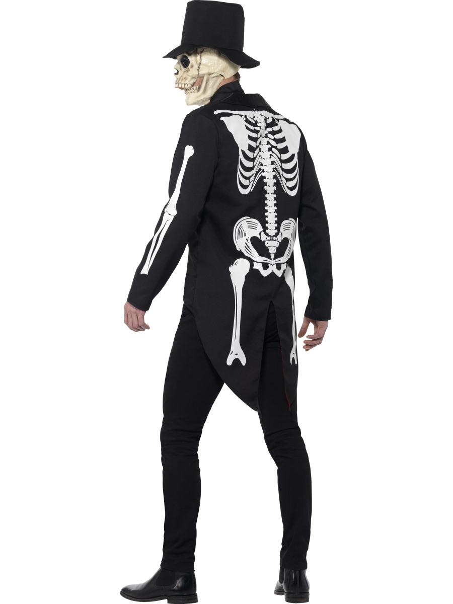 halloween ladies skeleton costume