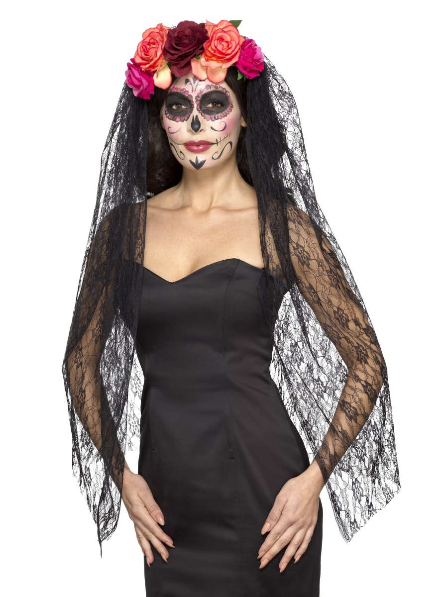 How To Make A Veil For Halloween