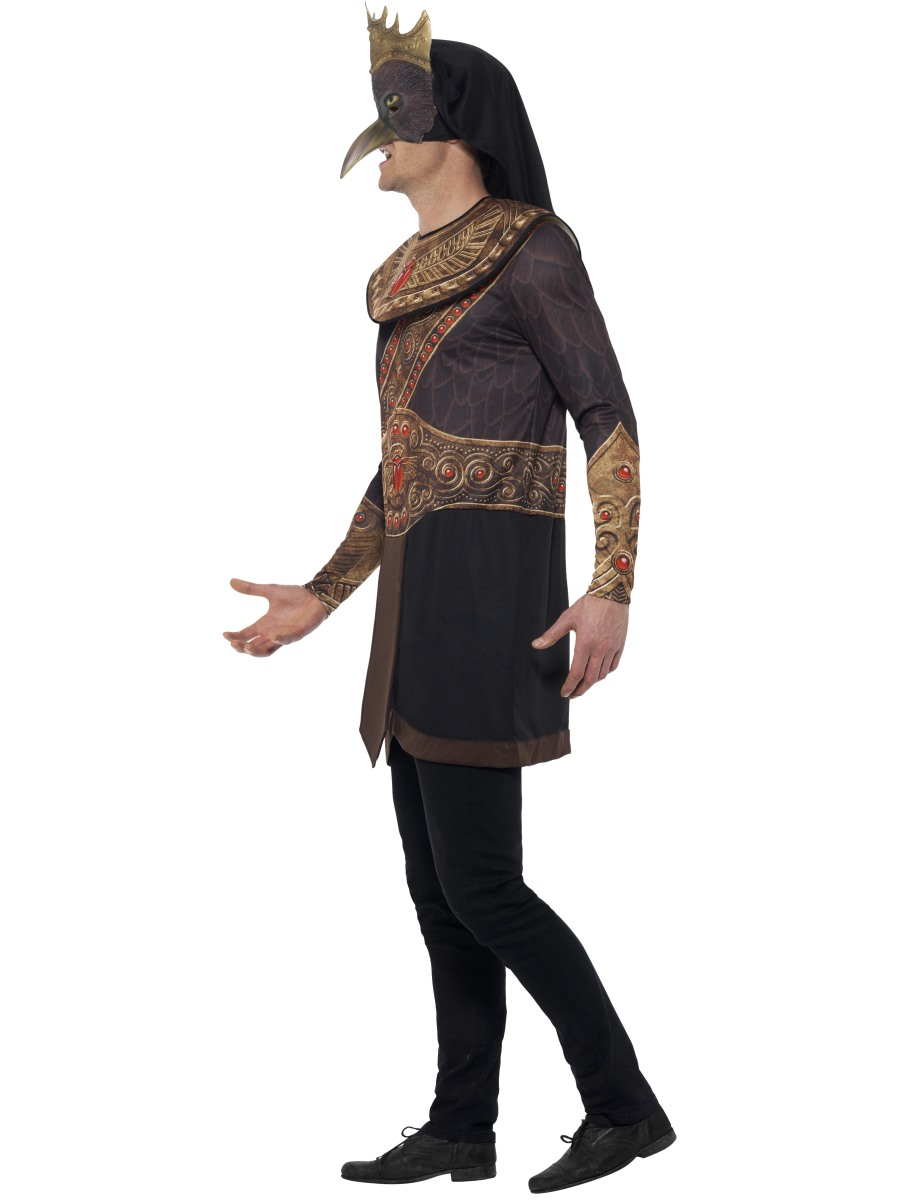 Adult Deluxe Egyptian God Horus Costume - 43731 - Fancy ...