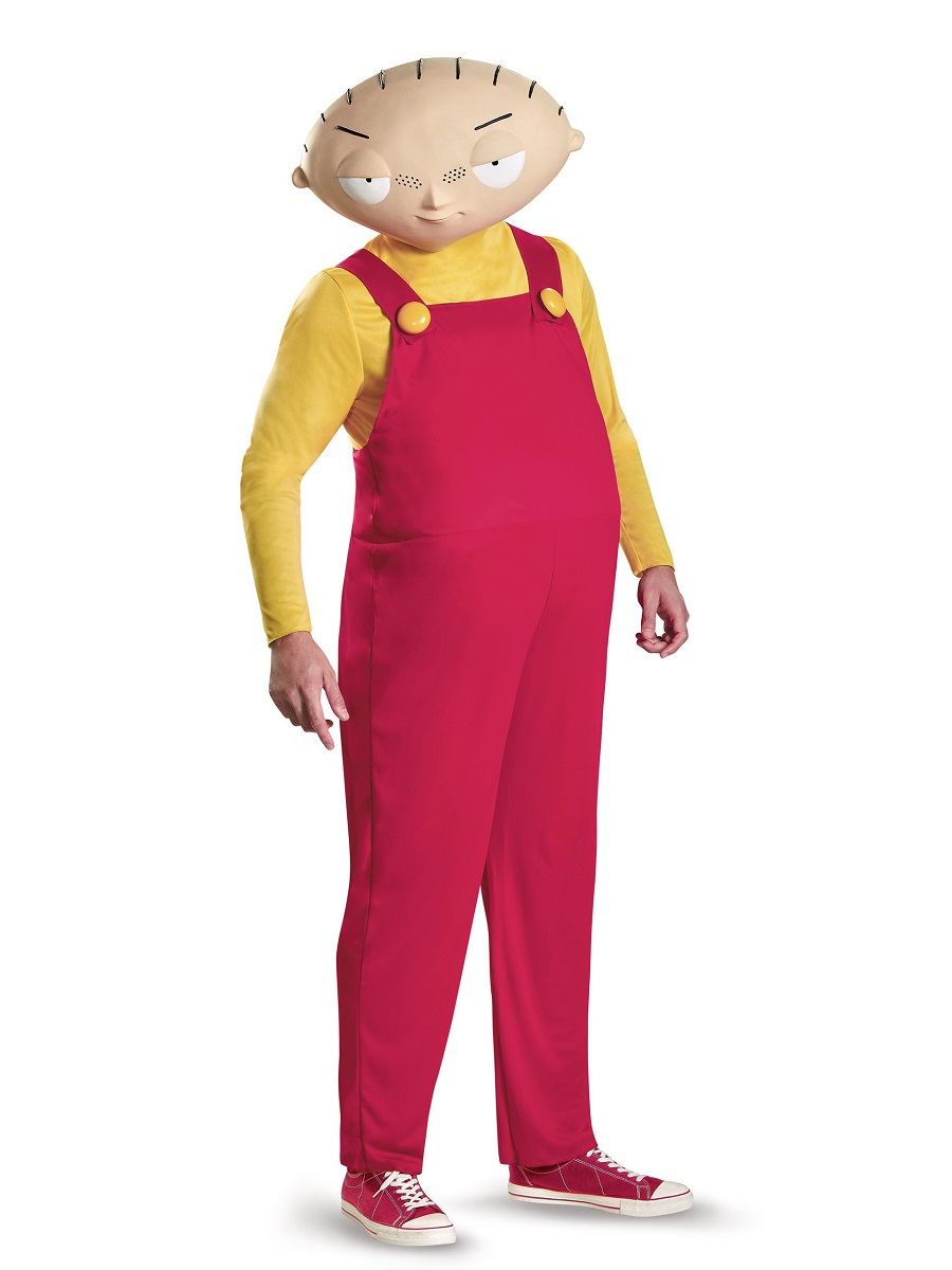 Adult Deluxe Family Guy Stewie Costume - 85741 - Fancy Dress Ball