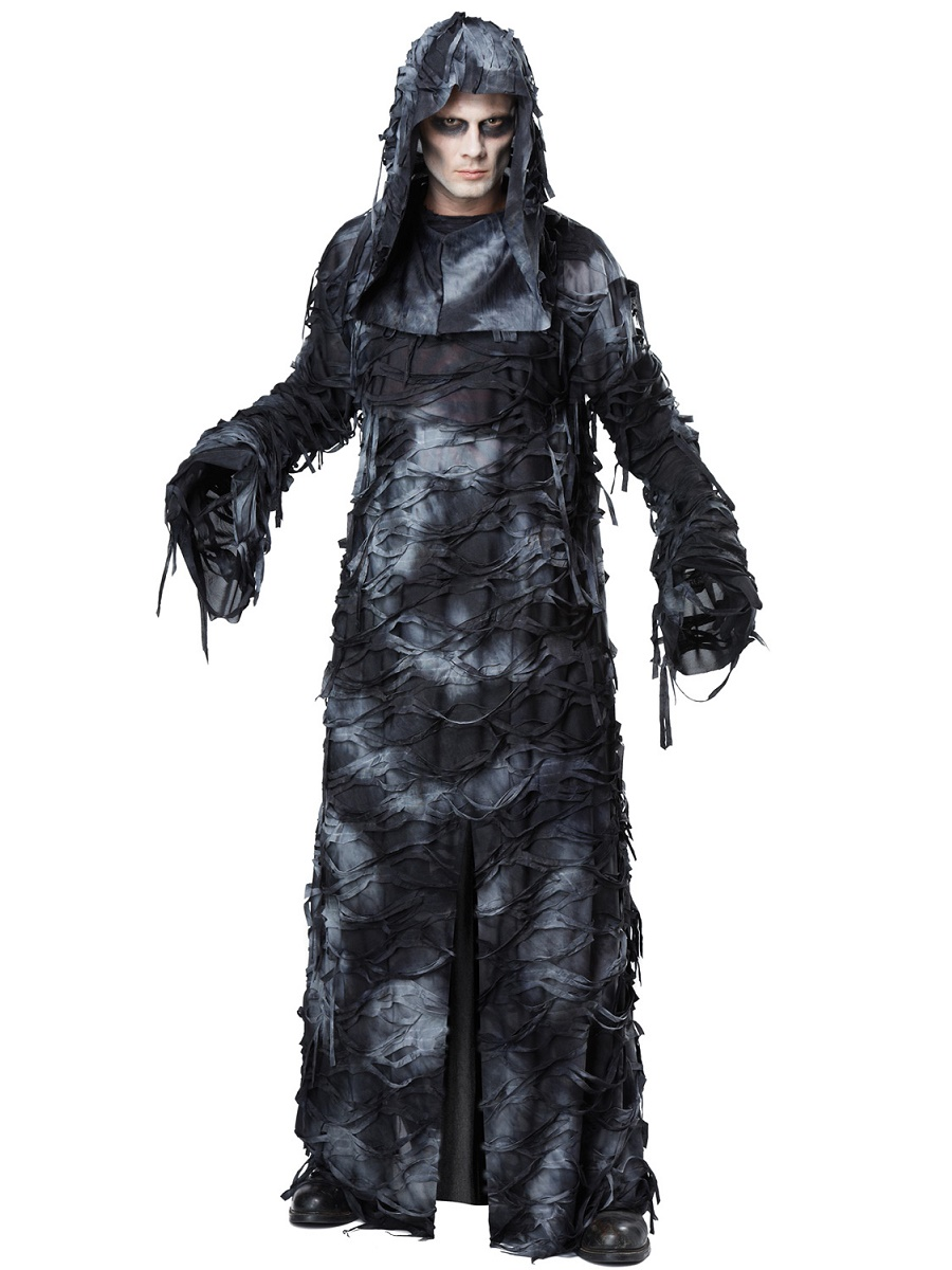 Adult Deluxe Ghoul Robe Costume 01384 Fancy Dress Ball