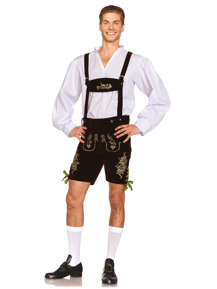 adult deluxe oktoberfest costume 85476 fancy dress ball. Black Bedroom Furniture Sets. Home Design Ideas
