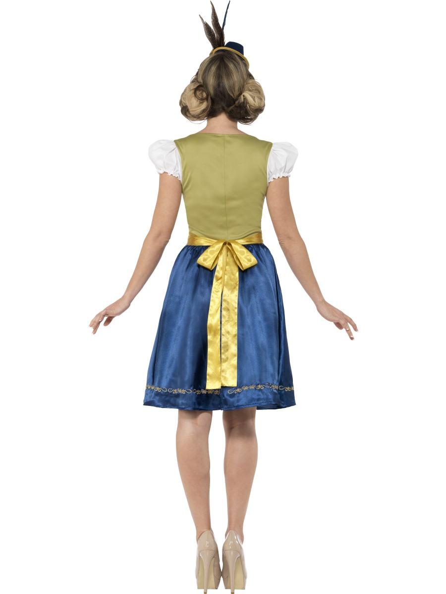 Adult Deluxe Traditional Heidi Bavarian Costume 44446