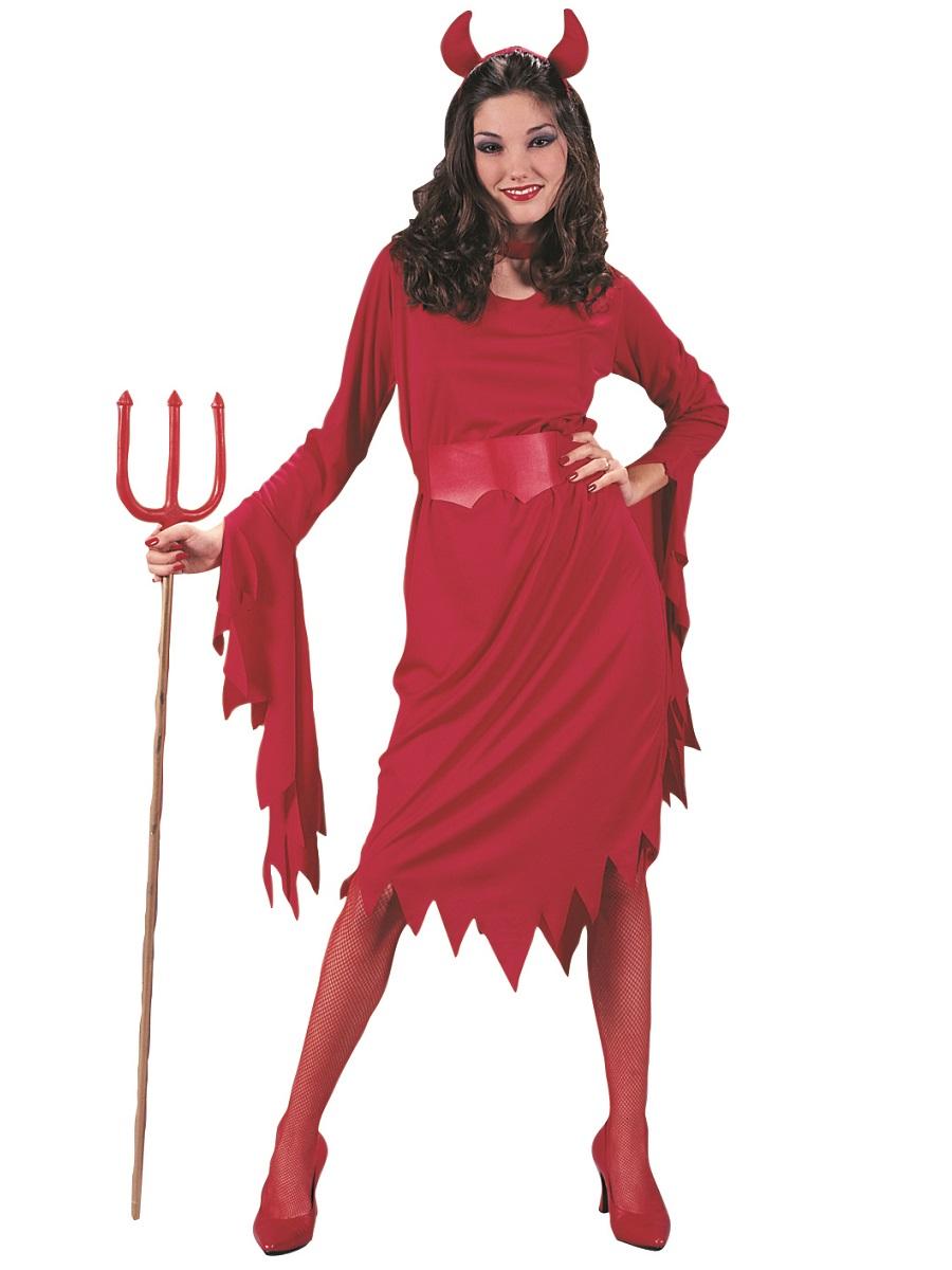 ADULT WOMENS DEVIL VAMPIRE RED HIGH HEEL COSTUME SHOES FANCY DRESS HALLOWEEN