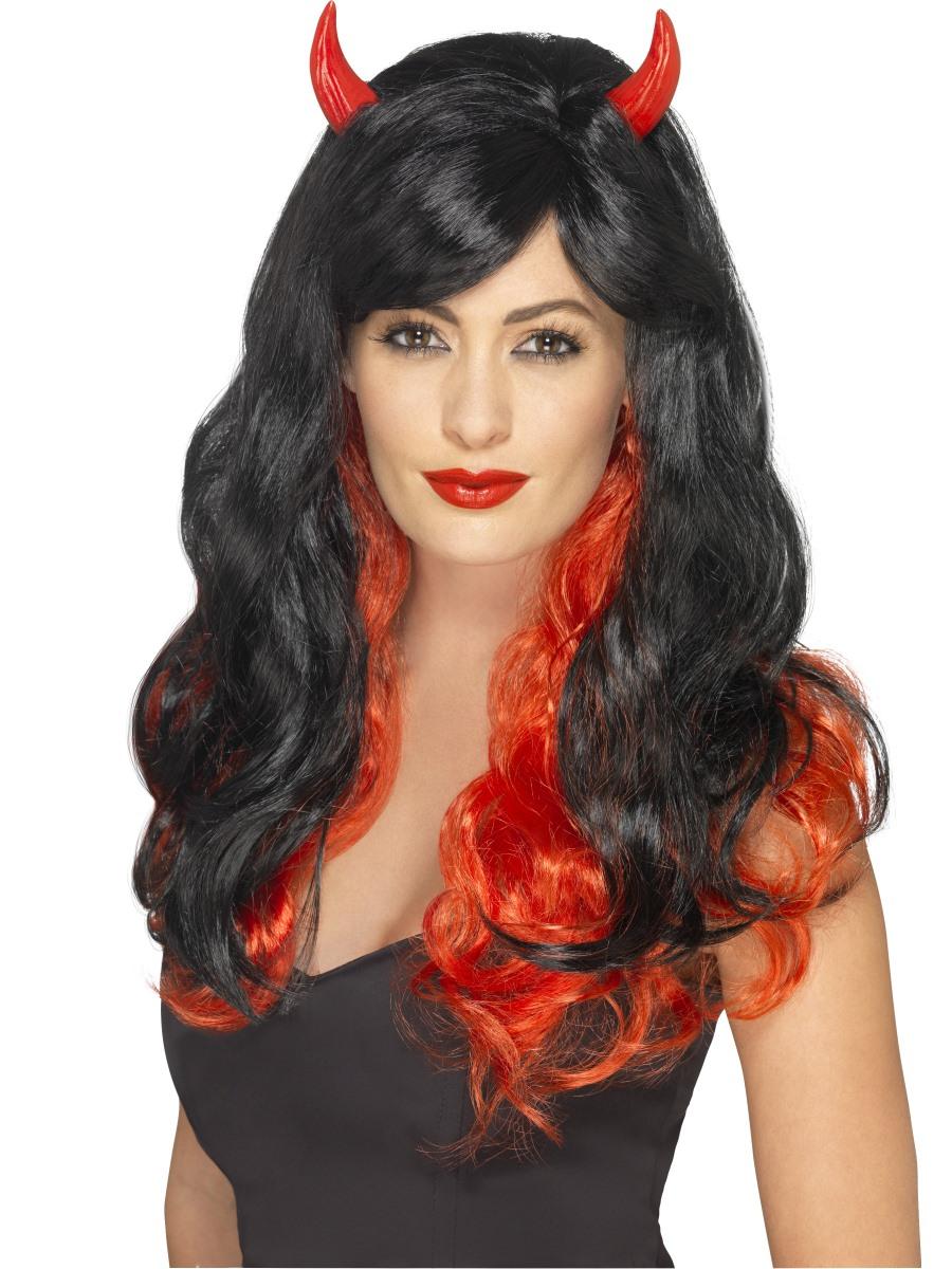 Halloween Devil Wigs 36