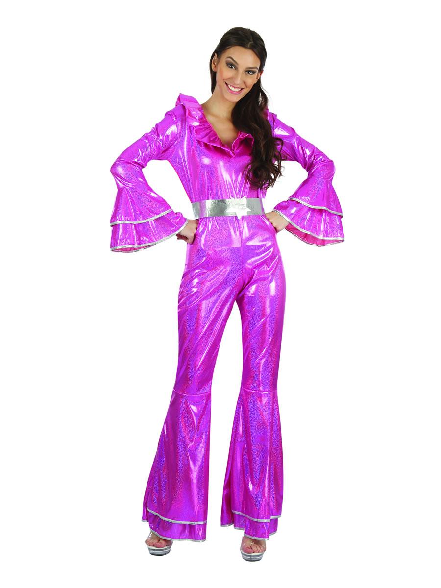 c849f9c943a7 Adult Disco Jumpsuit - AF091 - Fancy Dress Ball