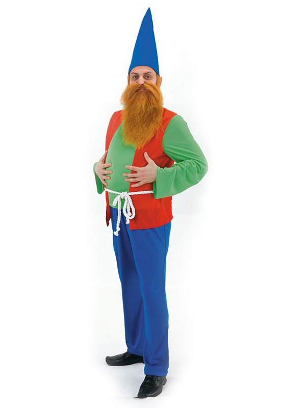 Adult Dopey Gnome Costume 3156d Fancy Dress Ball