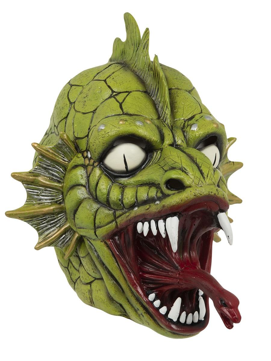 Adult Dragon Mask Bm505 Fancy Dress Ball