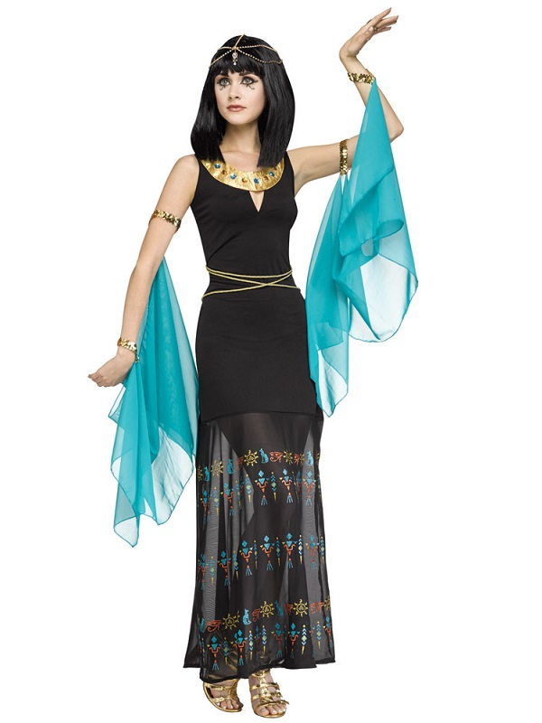 Adult Egyptian Queen Costume - 124144 - Fancy Dress Ball