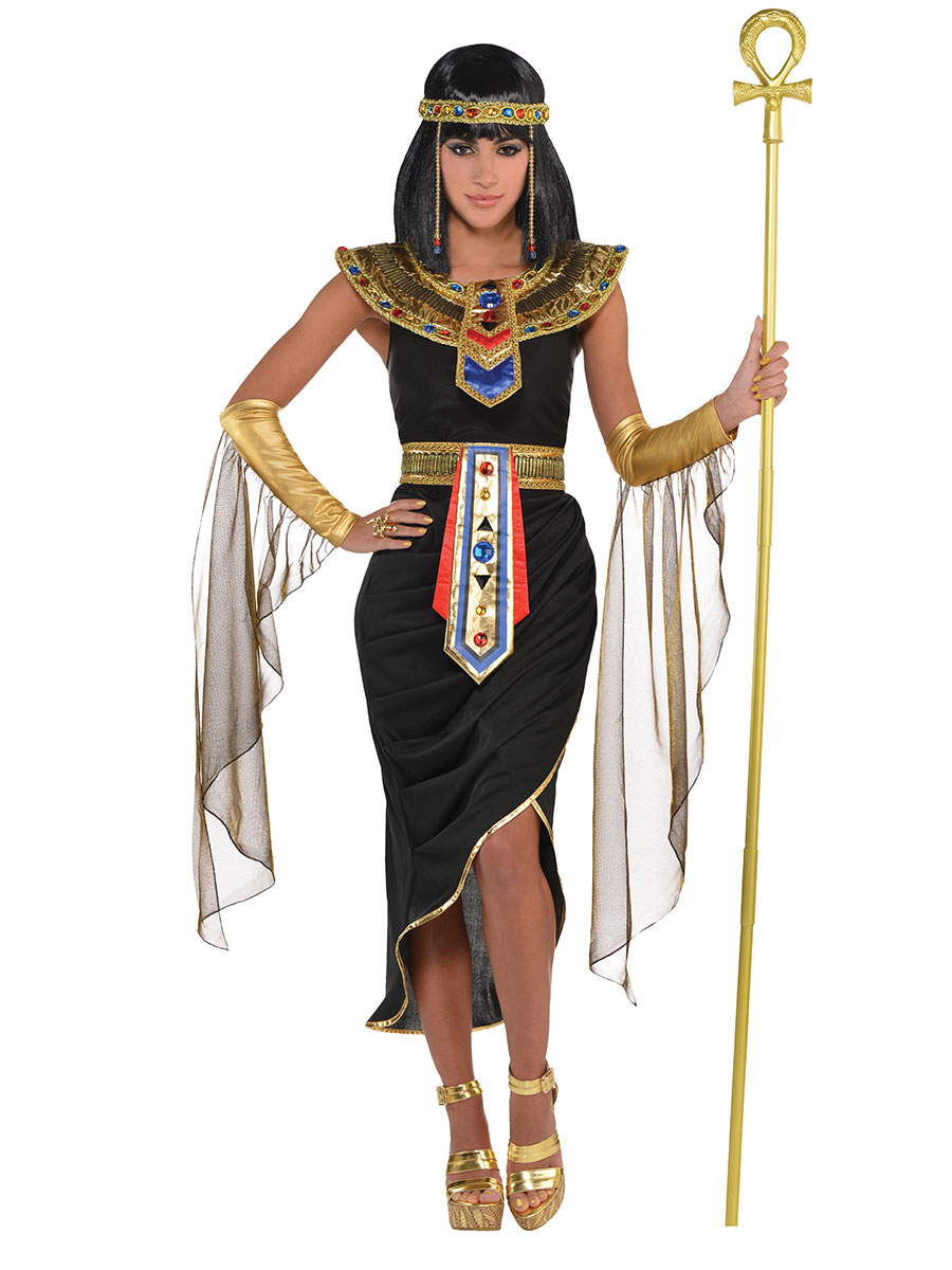 Adult Egyptian Queen Costume - 847814-55 - Fancy Dress Ball